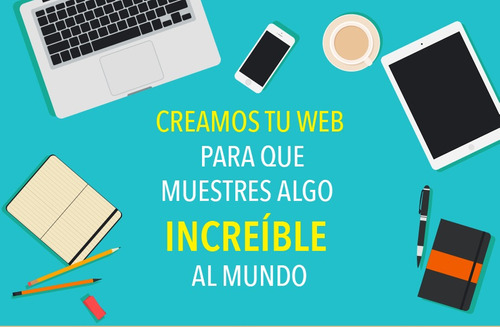 Diseño De Paginas Web Para Tu Empresa, Hoteles O Negocio