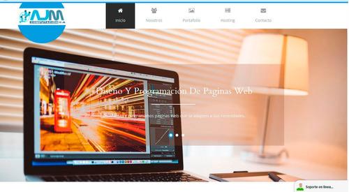 Diseño, Programación De Paginas Web Y Comercio Electrónico
