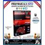Proteus 8.3 Sp2 Diseña & Simula Placas De Circuito Impreso
