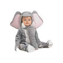 Disfraz De Elefante Talla 6-12 Meses