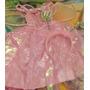 Disfraz De Mariposita Rosada Con Sus Antenas De Cintillo