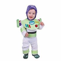 Disfraz Buzz Lightyear De 12 A 18 Meses Marca Carnavalito