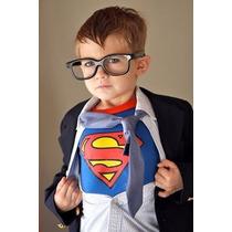 Disfraz De Superman !!