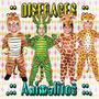 Disfraces Para Niños Animalitos Tigre Cebra Jirafa Cnv15