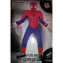 Disfraz De Spider-man Carnavalito Origianal
