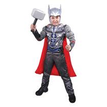 Disfraz De Thor Carnavalito Origianal