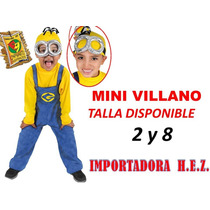 Disfraz Mini Villano Favorito