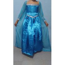 Disfraz De Minions Y Elsa Frozen