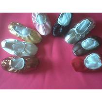 Zapatillas Toreritas Para Niñas
