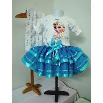 Disfraces Vestidos Para Niñas Conjuntos Frozen Tutu Peppa