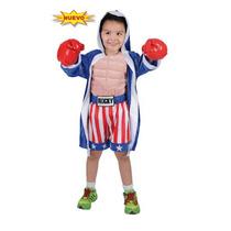 Disfraz De Rocky Original Carnavalito