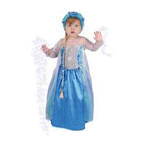 Disfraz Princesa Del Hielo Elsa De Frozen