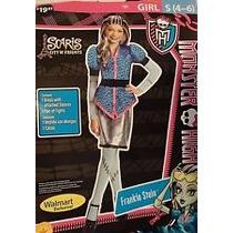 Disfraz Monster High Frankie Stein Talla S 4/6