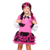 Monster High Disfraz De Draculaura, Frankie Y Clawdeen!!!