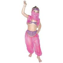 Disfraz De Princesa Arabe Talla 6 , Carnavalito!