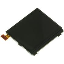 Pantalla Lcd Blackberry Bold 2 9700 402/444 Mica Negra Bb