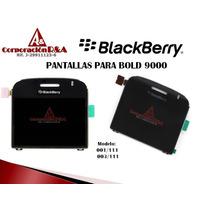 Pantalla Lcd Blackberry Bold 9000 Original 001 003 Granbazar