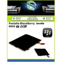 Pantalla Lcd Blackberry 8900 Javelin (nueva)