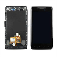 Pantalla Lcd + Mica Tactil + Bisel Motorola Razr Xt910 Xt912