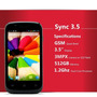 Pantalla Tactil Plum (sync Plus 3.5) X350 100% Original