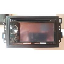 Reproductor Pioneer Avh-p1400dvd + Control R + Accesorios