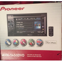 Reproductor Pioneer Avh-1450 Dvds