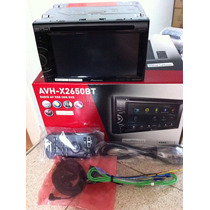 Monitor Pioneer Avh-x2650bt