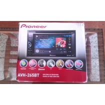 Reproductor Pantalla Pioneer 265bt Casi Nuevo