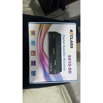 Decodificador Digital Satellite Receiver S810-sd