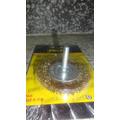 Cepillo Circular Para Taladro 2 1/2 Exxel (43119)