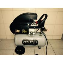 Compresor De Aire Maute De 24lt -2hp