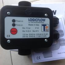 Press De Control De Flujo Logicflow Para Bombas De Agua.