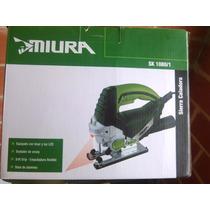 Sierra Caladora Marca Miura 710w Sk 1080/1 Nueva