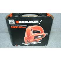 Sierra Caladora Black&decker 520w