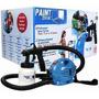 Maquina Para Pintar Paint Zoom Compresor Pistola Nuevo Tv