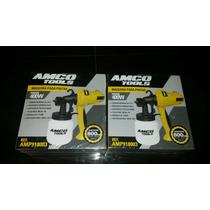 Pistola P/ Pintar Amco Tools 400w De Potencia