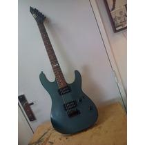 Esp Ltd M-50 Blue Satin