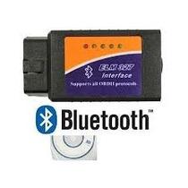 Scanner Automotriz Elm327 Bluetooth Inalambrico. Oferta