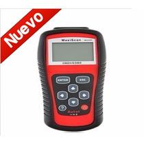 Escaner Automotriz Autel Maxisc Ms509 Multimarcas En Español