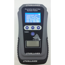 Escaner De Llaves Control Tdb003, Infrarojos Radiofrecuencia