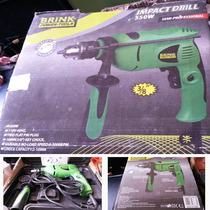 Taladro De Impacto Brink Power Tools 550w 3/8 Semi Profesio