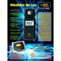 Luxometro: Medicion: 1 A 100000 Lux (smart Sensor)