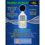 Medidor De Ruido De: 30db A 130db Smart Sensor(profesional)