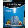 Extractor De Pulpa De Frutas Black&decjer Mod. Je2060