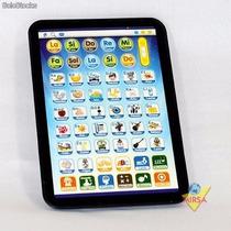 Tablet Para Bebes Pc Interactiva Juguetes Niños Y Niñas