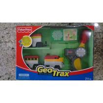 Geo Trax Fisher Price Tren
