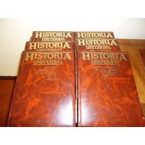 Historia Universal (ilustrada Con Atlas Histórico)