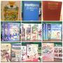 Libros Y Enciclopedias (20 Ejemplares) Docentes Y Otros