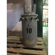 Transformador Monofasico 10, 15, 25, 37.5, 50, 75, 100 Kva