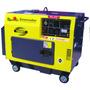 Planta Generador Electrico Silen Diesel 5 Kva Marca Toyama